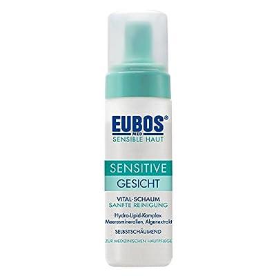 Eubos Sensitive Vital Schaum