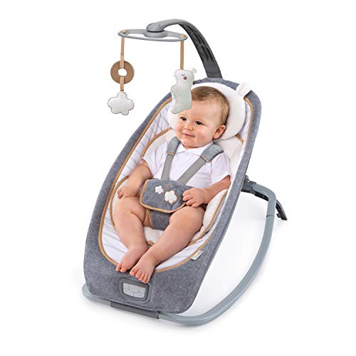 41PqGlyb9XL The Best Ingenuity Baby Swings for 2021 [Compared & Review]