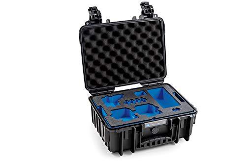 B&W outdoor.cases Typ 3000 mit GoPro Hero 8 Inlay