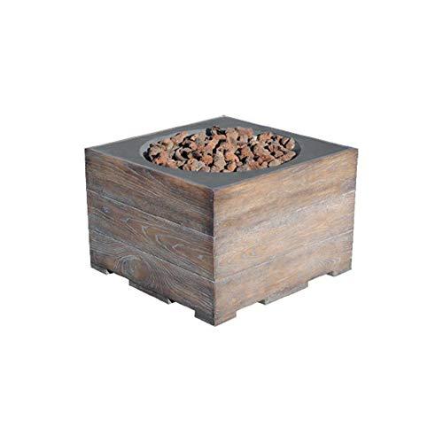 Xaralyn - Hera kompakter Gaskamin für den Garten und Balkon - kein Schornstein nötig