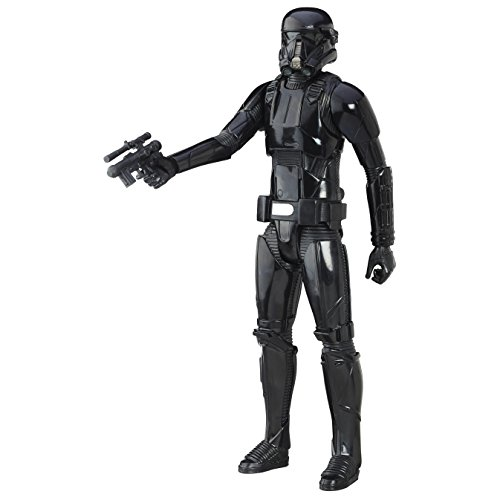 Hasbro Star Wars B9758El2 - E7 Ultimate Figuren - Imperial Death Trooper Actionfigur, 12 Zoll