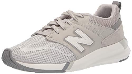 New Balance Women's 009 V1 Sneaker, Light Cliff Grey, 12 W US