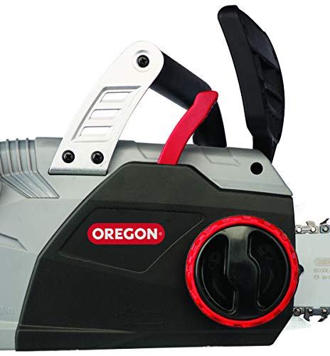 Oregon CS1500 18-Inch 15 Amp Self-Sharpening Corded Electric Chainsaw with Chain Oil