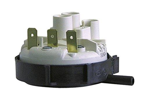 Presso Stat 60/20mbar apto para Electrolux para lavavajilla Impresión Conector Diámetro 6mm de diámetro 58mm también válido para elframo, Zanussi