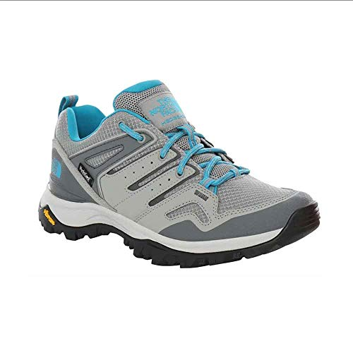 The North Face Hedgehog Fastpack II WP Gris Azul Mujer NF0A46AQMM21