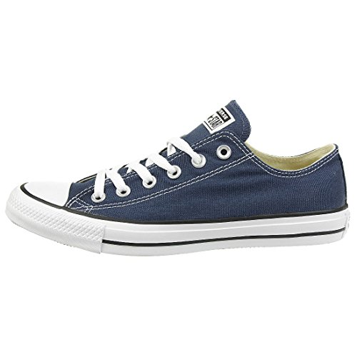 Converse Chuck Taylor All Star-Ox Low-Top, Navy - 6