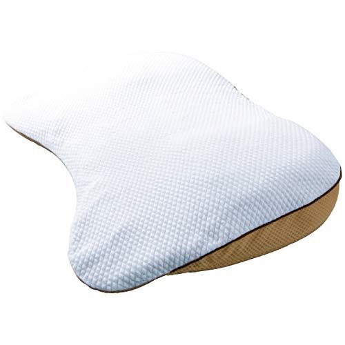 昭和西川GIGAMAKURAギガ枕-90*70*9.5㎝DR-10000ギガ枕まくら特大2211001012994ホワイト/ベージュ