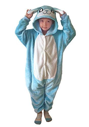 "Guzesion Unisex Children's Emoji Costume Warm Onesie Jumpsuit Cosplay Pajamas (125 Fit for Height 49.21""-57.08"", Poop Brown)"