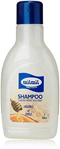milmil – verse vitalità – neutrale shampoo, honing – 1000 ml