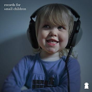 Records for Small Children