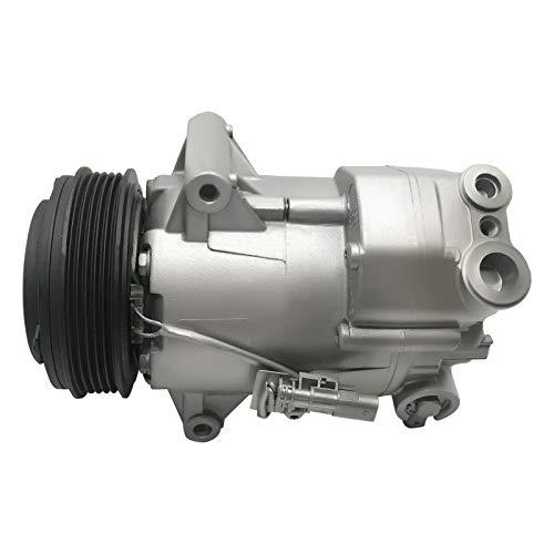 RYC Remanufactured AC Compressor and A/C Clutch AEG273
