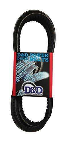 D&D PowerDrive AB25 Conoco - Correa de repuesto para aceite continental, 15, 1 banda, 35,57 pulgadas de longitud, goma