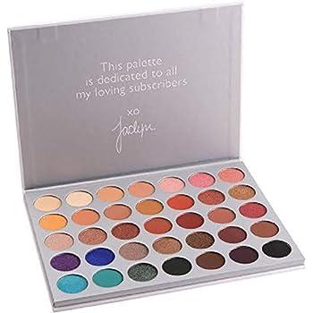 Preyansh Eyeshadow Palette Cosmetic Powder Makeup (35 Colours)