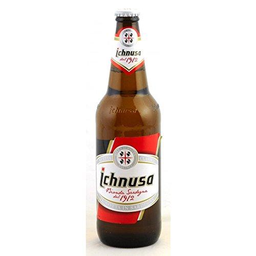 Ichnusa, Bionda Sardegna, Flasche 0,33 Liter