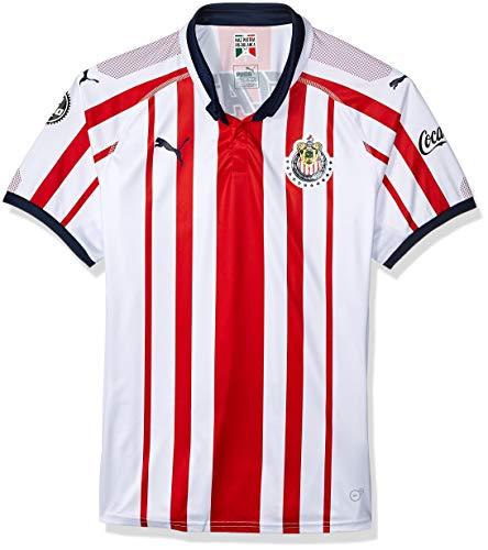 Puma Chivas réplica de Camiseta para Hombre - Blanco - XX-Large