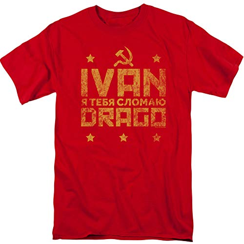Rocky IV/Ivan Drago Marquee - Camiseta