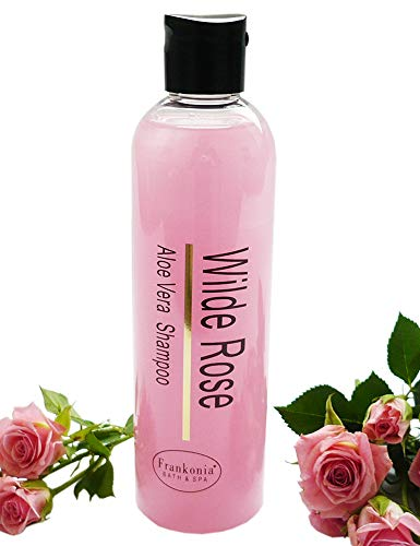 Shampoo Wilde Rose Aloe Vera, 250ml