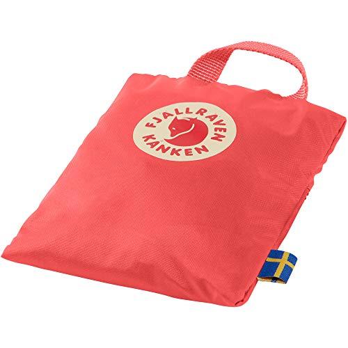 Fjallraven, Kanken Rain Cover Mini Waterproof Bag for Kanken Backpacks, Peach Pink