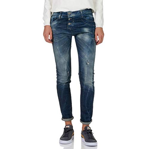 Please Jeans p78a blau Gr. Small, blau