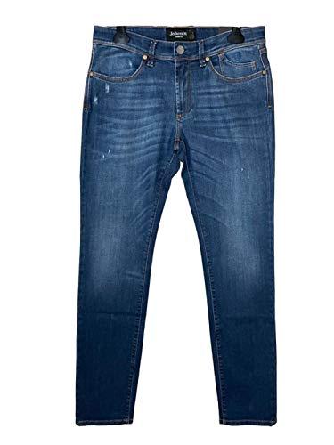 JECKERSON Jeans in Denim con Piccole Rotture JKUPA079TA396D765P tg (38)