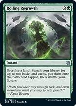 Magic: The Gathering - Roiling Regrowth - Zendikar Rising