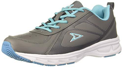 Power Women's Barefoot Grey Walking Shoes-3 UK (36 EU) (5392014)