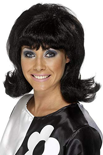 Smiffys 60s Flick-Up Wig