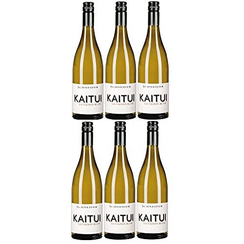 Markus Schneider KAITUI Sauvignon Blanc Weisswein deutscher Wein trocken Pfalz (6 Flaschen)