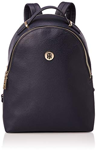 Tommy Hilfiger TH Core Mini Backpack Corp, Borse Donna, Bianco (Corporate), 1x1x1 centimeters (W x H x L)