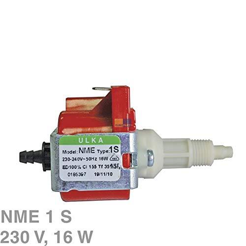 LUTH Premium Profi Parts Pomp Ulka NME1S 16W 230V Universal alternatief voor o.a. koffiezetapparaten
