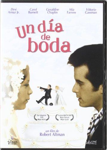 Un dia de boda [DVD]