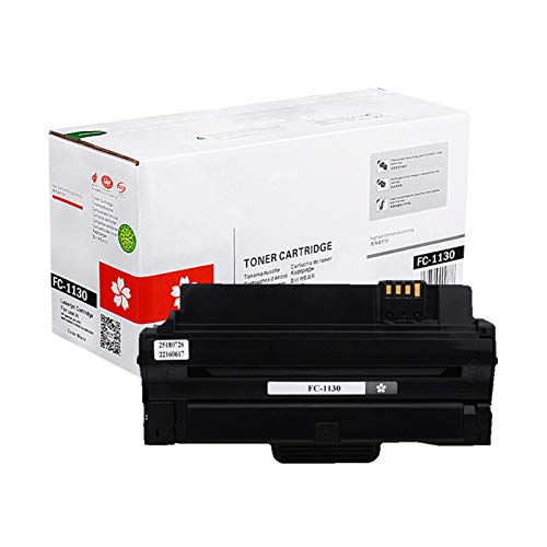 GXZC 1130 Compatible Toner Cartridge Replacement for Dell 1130 1130n 1133 1135n, 2500 Pages, Black
