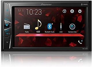 "Multimidia Receiver Pioneer DMH-G228BT 6.2"" Bluetooth USB Rádio AM FM Auxiliar Entrada Câmera de Re"