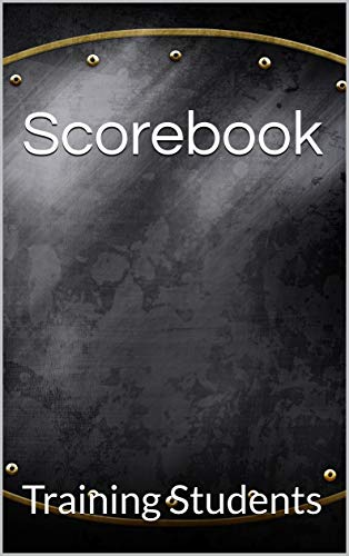 Scorebook: Training Students (English Edition)