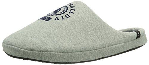 ESPRIT Grobi Mule, Herren Pantoffeln, Grau (054 cement grey), 40 EU (6 Herren UK)