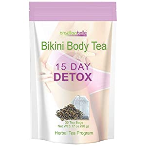Detox products Bikini Body Detox Tea for Weight Loss – Best Slimming Tea on Amazon –