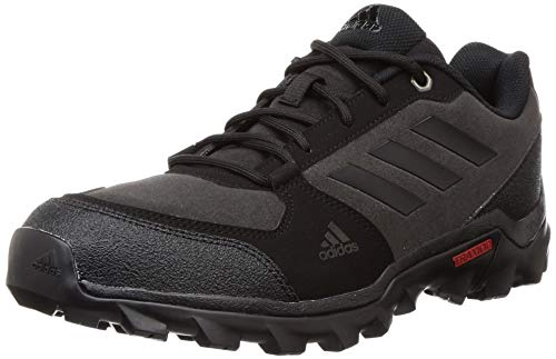 Adidas Men's Rigi Core Black Hiking Shoes-8 UK (42 EU) (8.5 US) (CM5939)