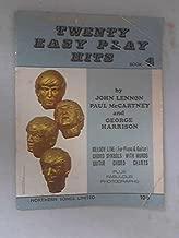 Twenty easy play hits book 4  (Golden Beatles series)