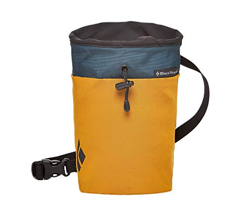 Black Diamond Gym Chalk Bag - Curry