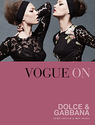 Vogue on: Dolce & Gabbana (Vogue on Designers) (English Edition)
