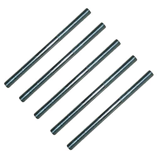 FKAnhängerteile 5 Stück Gewindestange M10 Rechts - Links Gewinde 160 mm