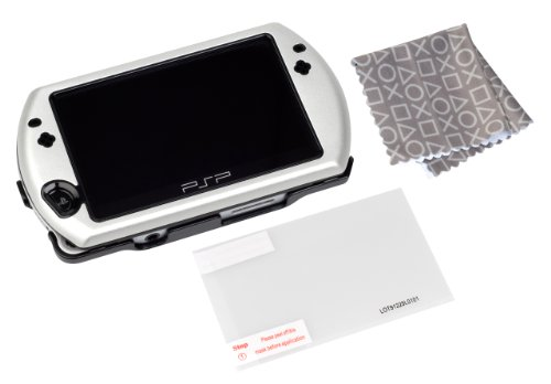 PSP Go Guard Kit - Silver