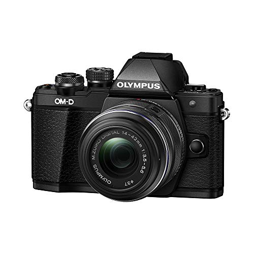 Our #4 Pick is the Olympus OM-D E-M10 Mark II