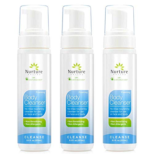 No Rinse Body Wash by Nurture...