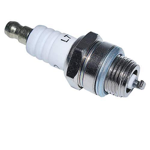 Adefol 2-TAKT Zündkerze für Stihl MS170 MS180 017 018 TS400 TS410 TS420 TS460 024 026 029 MS201T MS240 MS260 MS290 HS81T Kettensägen Motoren