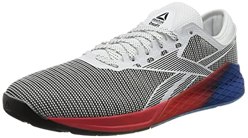 Reebok Nano 9, Chaussure de Piste d'athlétisme Mixte,...