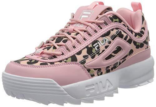 FILA Disruptor F Infants Sneakers voor kinderen, uniseks, Coral Blush, 27 EU