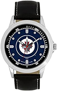 Game Time Watches, NHL Player Series Watch, Black