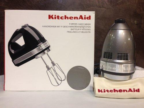 Kitchenaid 5KHM9212ECU Handrührer, contur silber