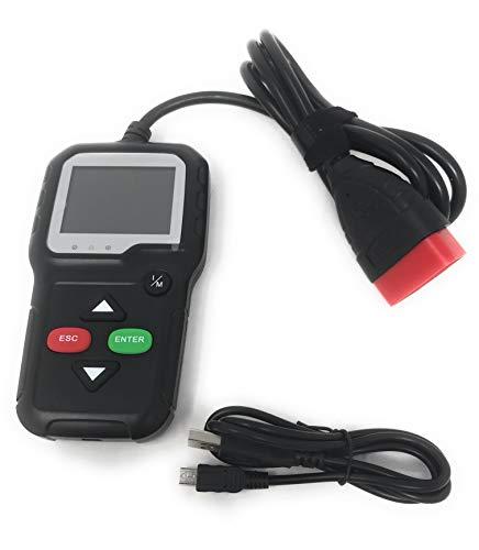 Scanner Diagnostico Per Auto Batteria Voltaggio Tester Codici OBD OBD2 EOBD PCM